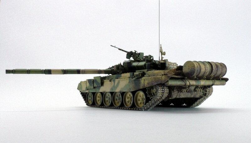 т-90А модель