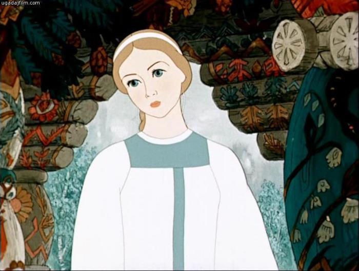 Кадр из мультфильма Снегурочка1952.jpg