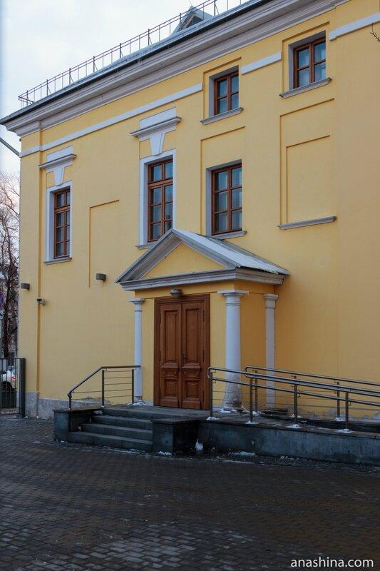 Дом Рынкевичей