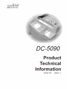 service - Инструкции (Service Manual, UM, PC) фирмы Mita Kyocera 0_137eda_18ed162f_orig