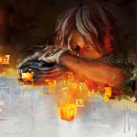 Hot Concept Art by Aleksi Briclot