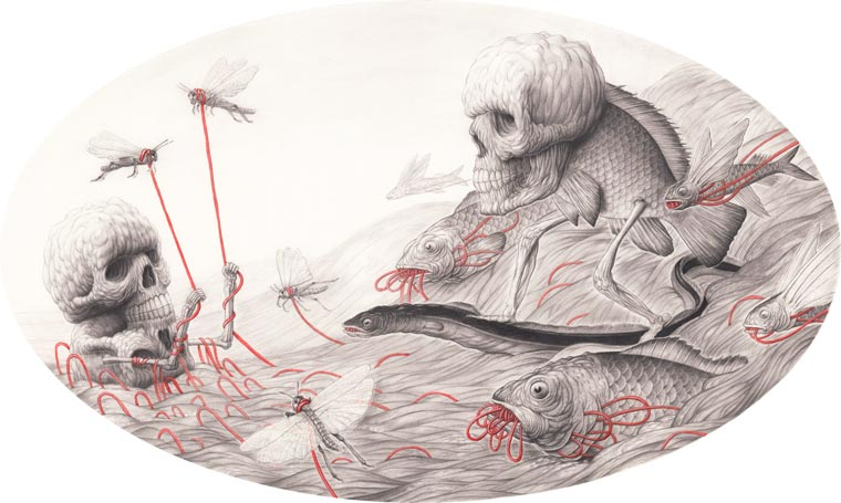 Skulls - The strange world of Nick Sheehy