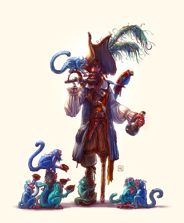 Michal Dziekan - Illustrator
