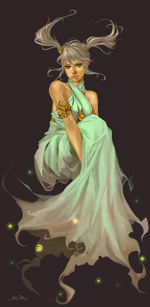 Beautiful Illustrations by Jen Zee