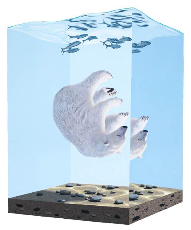 Eco-Surrealism From Josh Keyes