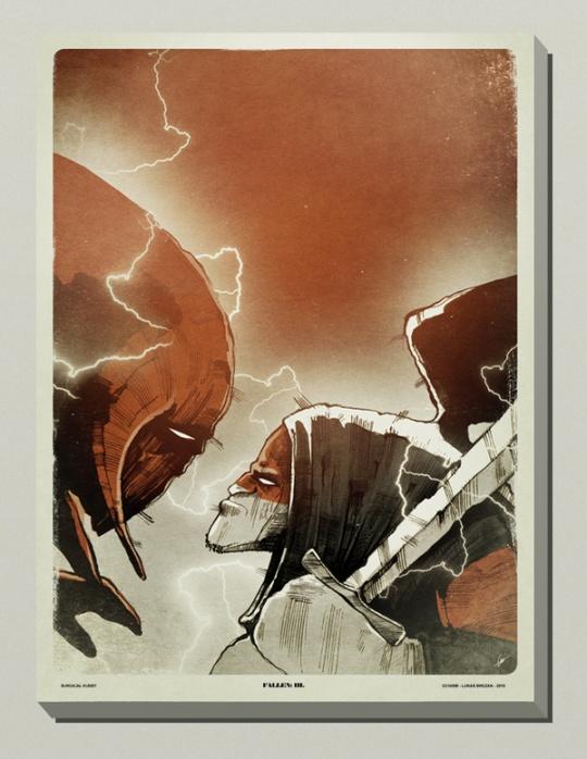 Amazing Set of Illustrations by Lukas Brezak