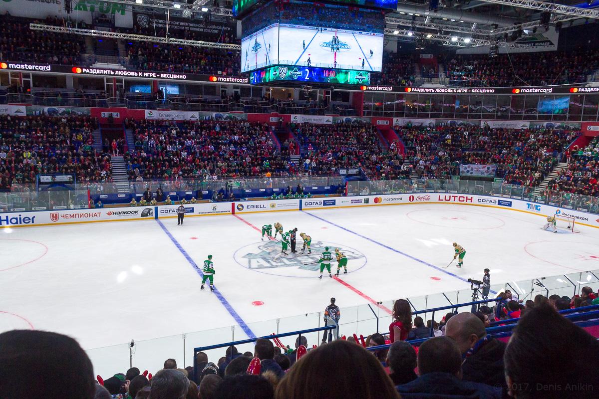 Матч Звёзд КХЛ 2017 фото 7