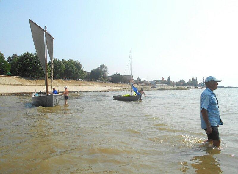 У берега, в воде морской ... DSCN7644.JPG