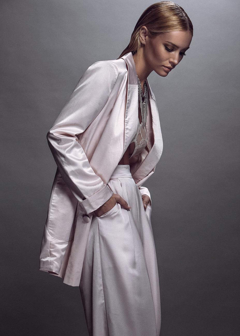 Воин Брайана Холли / Bryana Holly by Ben Tsui - Yume Magazine