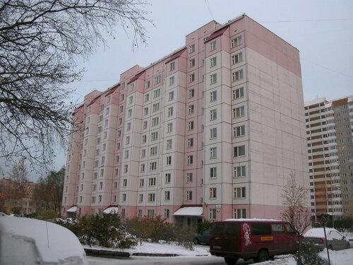 ул. Подвойского 26к2