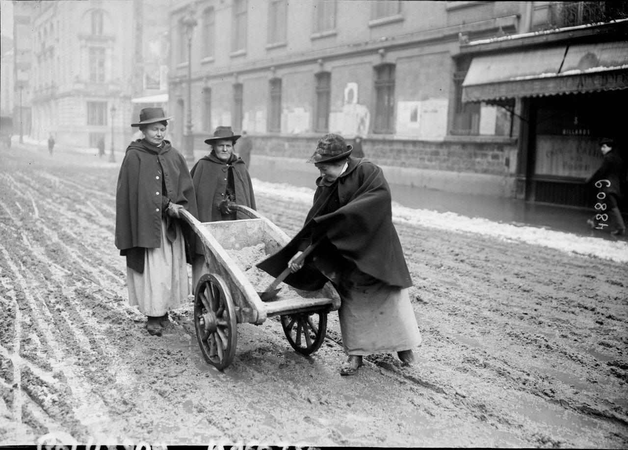 1917. 8 �����. ������� ������������ ����, ����� ��������� ����