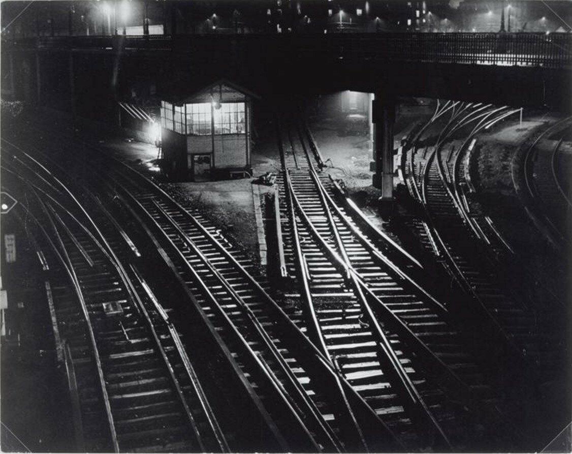 1932. Вокзал Де Орси