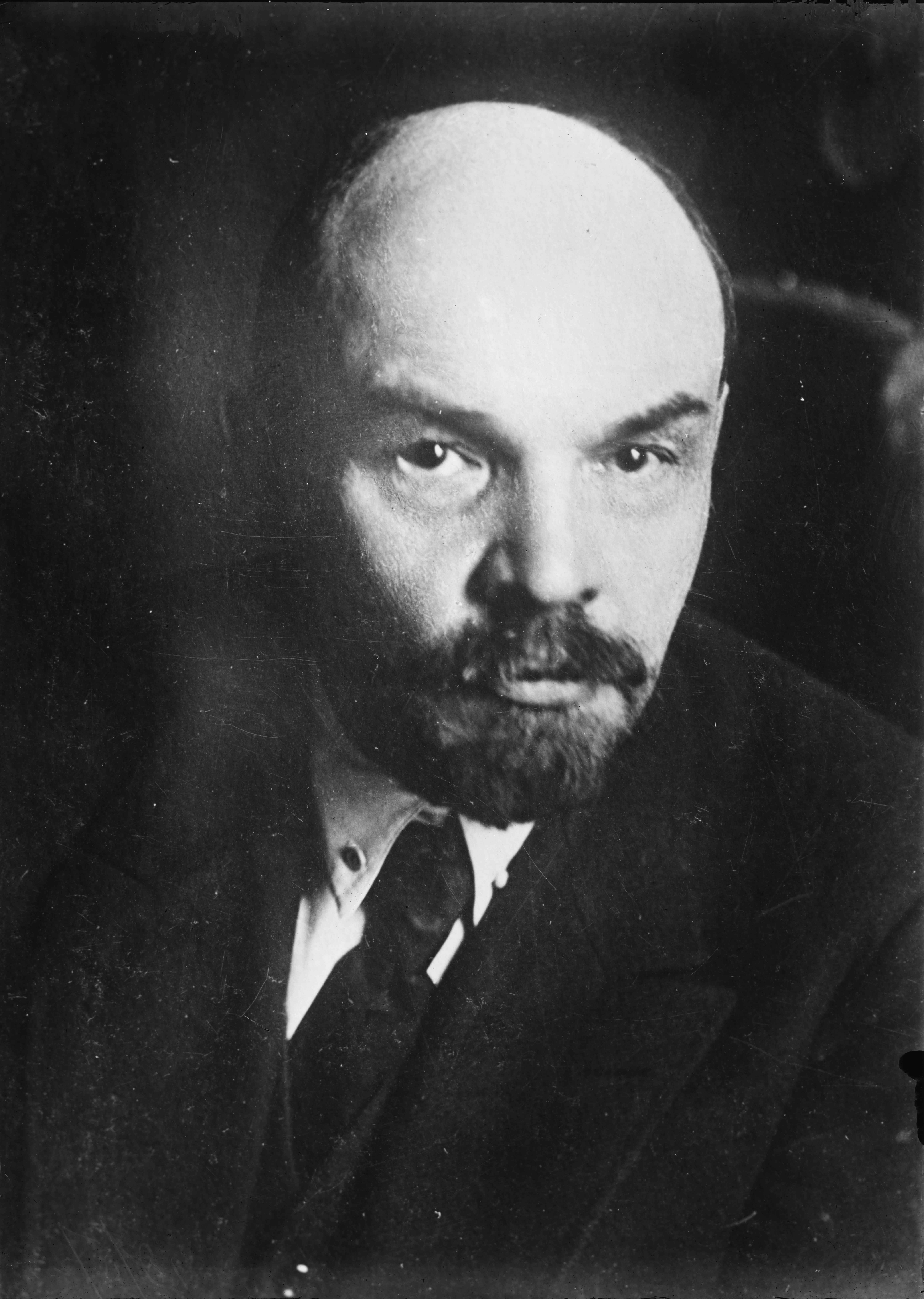1918. В. И. Ленин