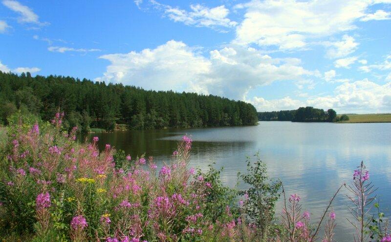 Южаковское водохранилище