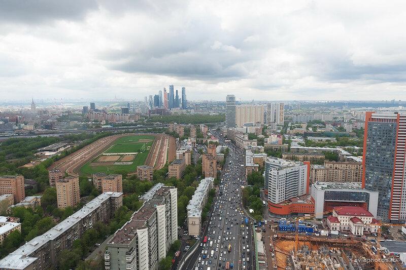 Центральный московский ипподром e_D700696a