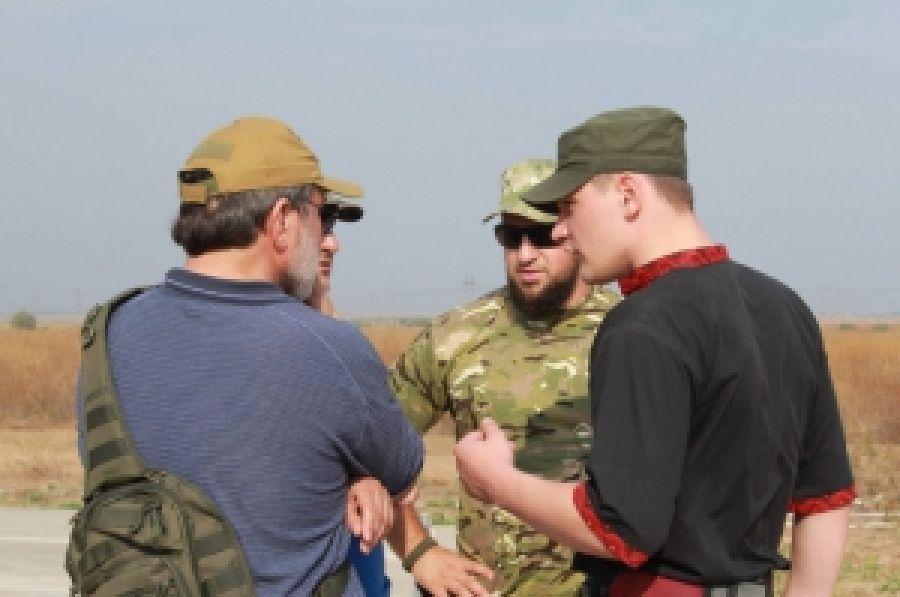 Начальник оперативного штаба ПС по блокированию Крыма о продлении акции
