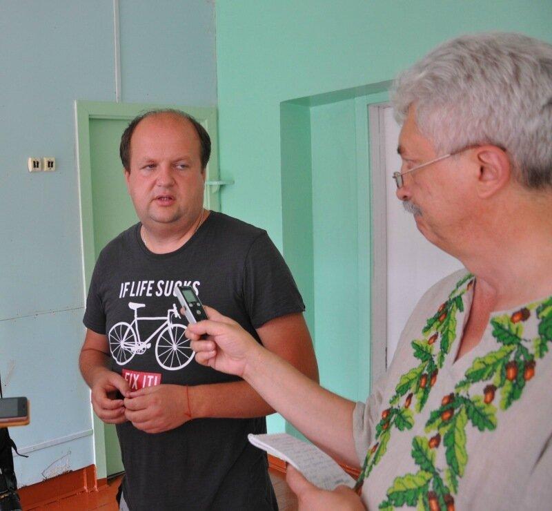 Віктор БРОНЮК: «Велика країна починається з маленьких селищ»
