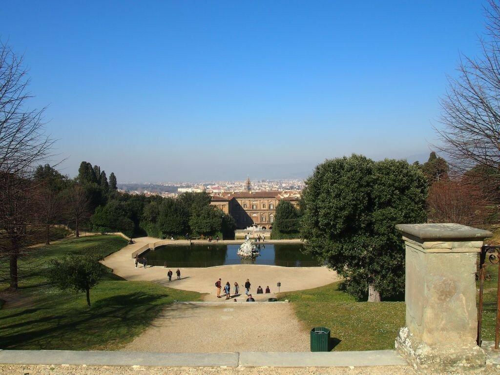про Фиренцу и сады Б - 1