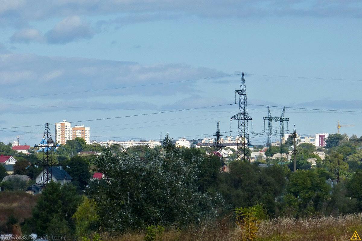 Замальовки з прогулянок по Київському укріпрайону