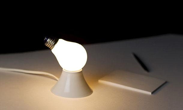 Нестандартные лампочки Ильича