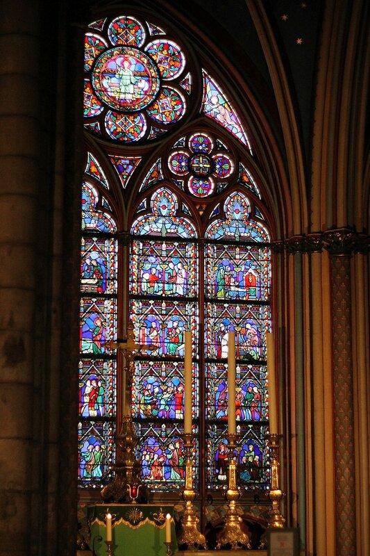 Собор Парижской Богоматери (Notre-Dame de Paris)