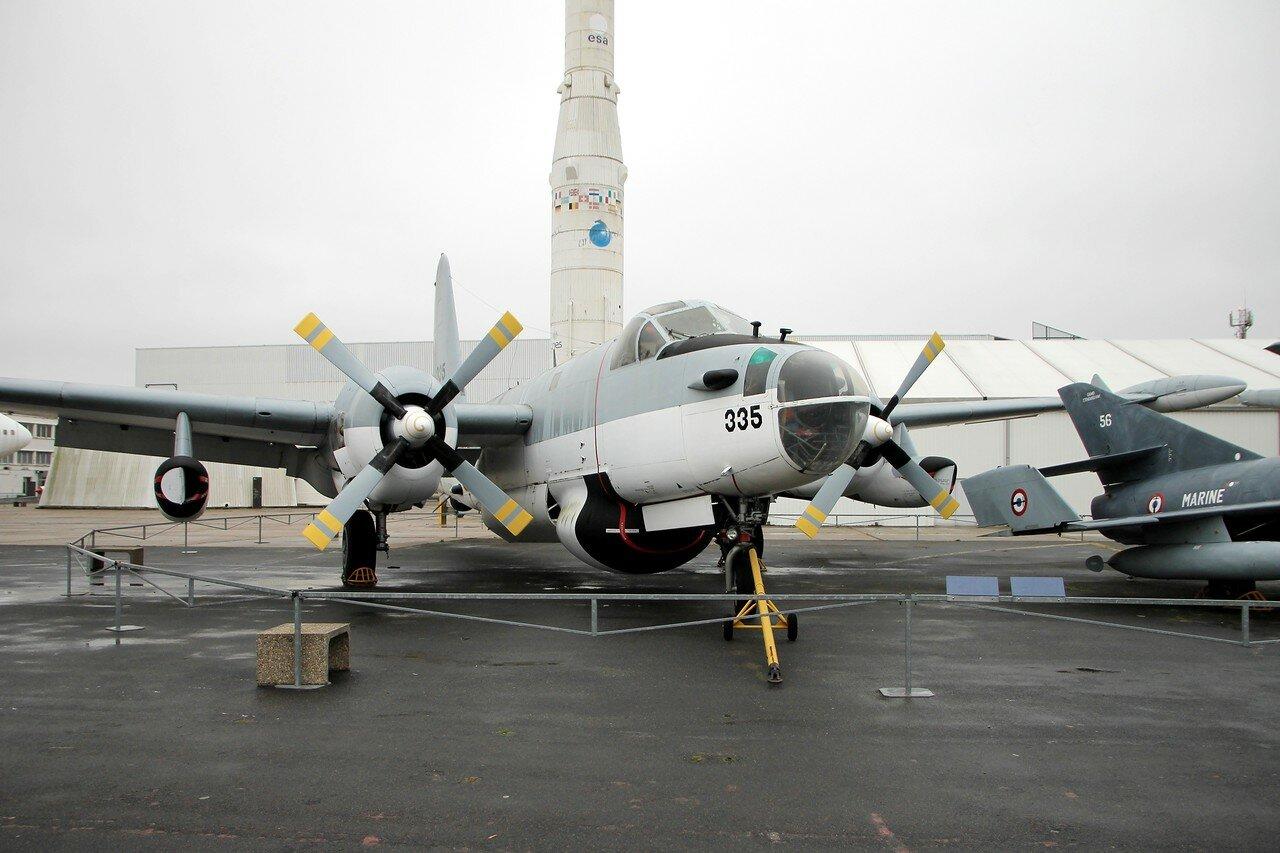 Lockheed P-2 Neptune (Le Bourget aviation museum)