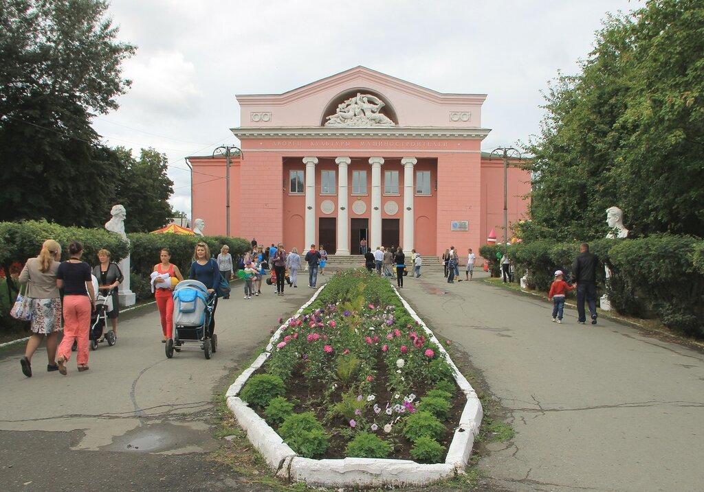 Невьянск. Дворец культуры машиностроителей