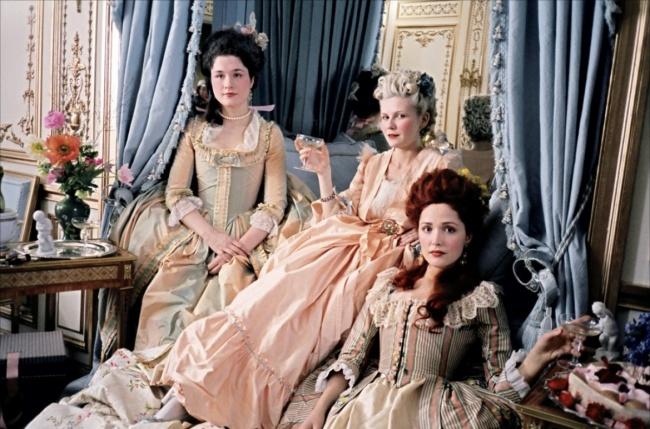 "© ""Мария-Антуанетта"", Columbia Pictures Corporation  Полифенолы, которыми богато шам"