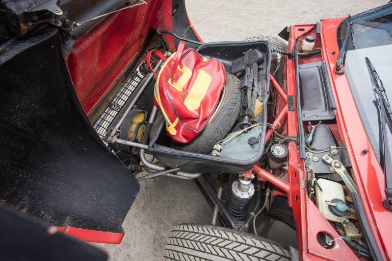 Третья машина – Peugeot 205 Turbo 16.