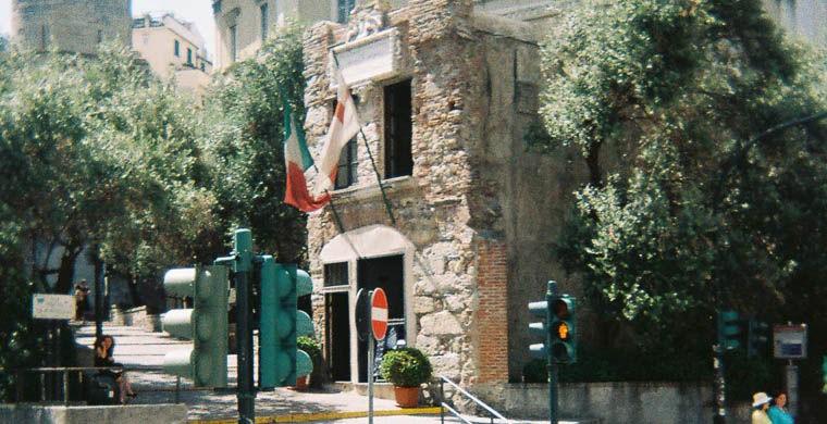 2. Дом Колумба в Генуе, Италия