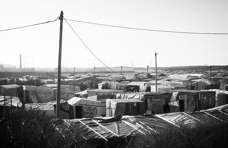 Градус кипения во французском Кале уже превышен