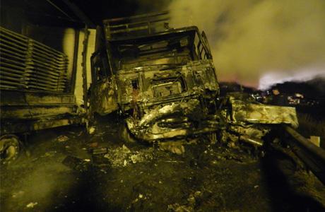 Шофёр автопоезда без тормозов получил срок засмерть 6 человек под Усть-Катавом