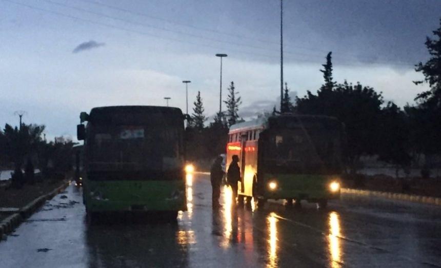 Руководство Сирии иповстанцы договорились обэвакуации изАлеппо
