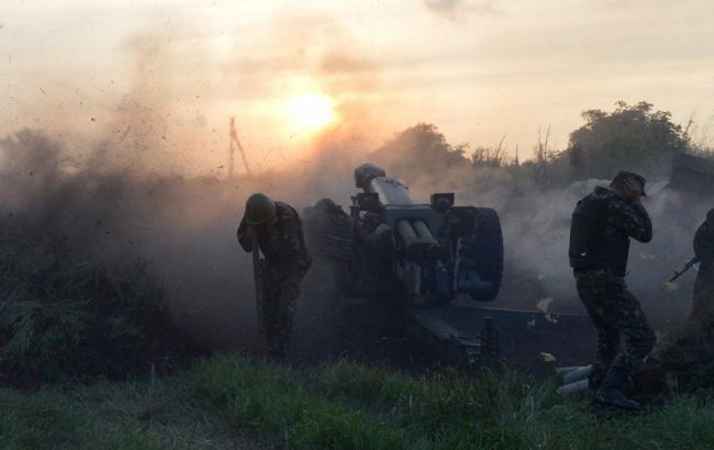 Мощнейший обстрел Авдеевки: среди украинских военных большое количество погибших
