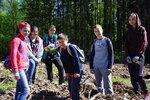 Акция Лес Победы в Подольске