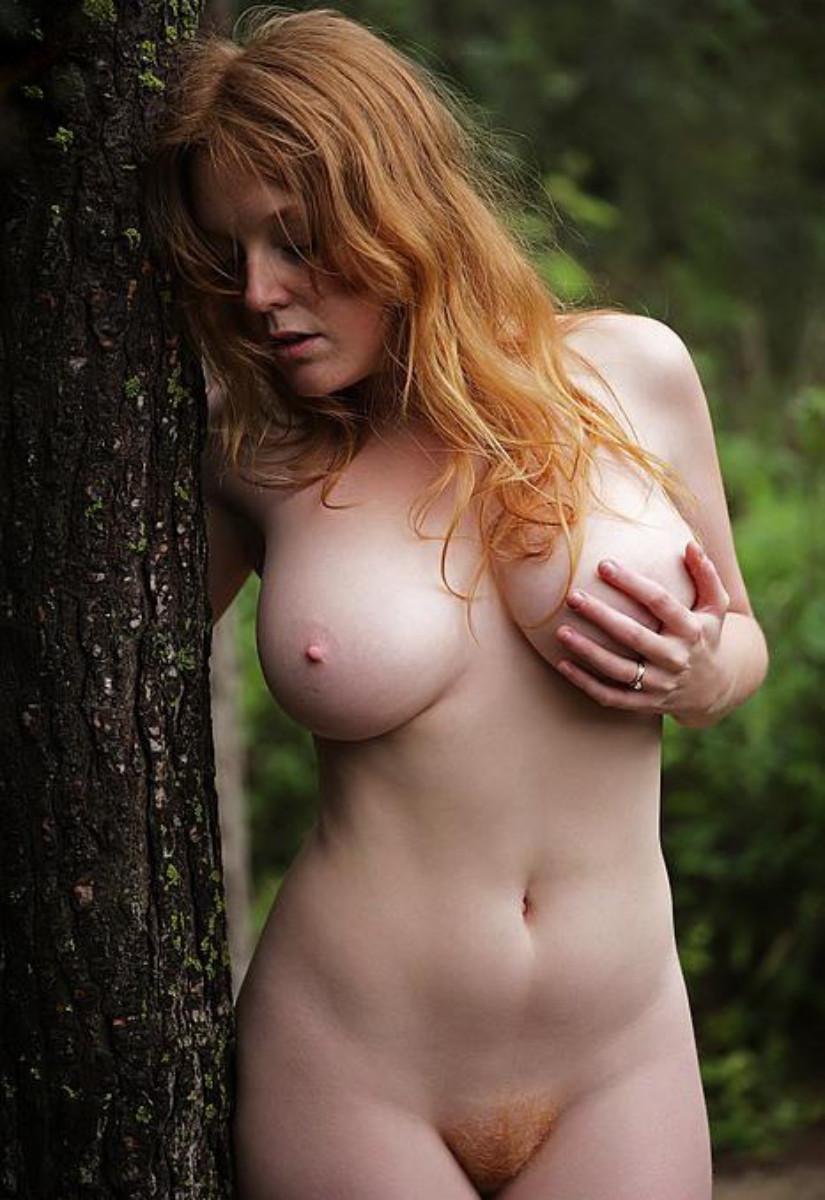 Голые рыжие зрелые женщины