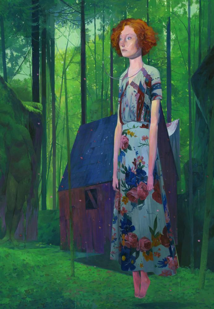 Unknown Terrain: Paintings by Andrew Hem