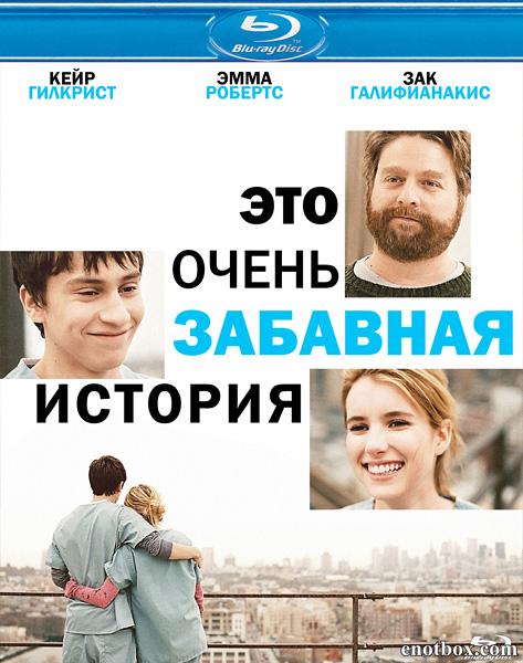 Это очень забавная история / It's Kind of a Funny Story (2010/BDRip/HDRip)