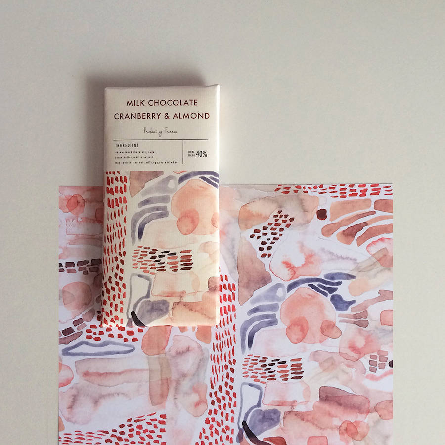 Abstract Patterns and Packaging by Miji Lee