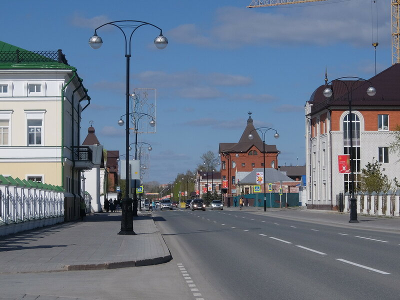 Тобольск - Улица Ремезова