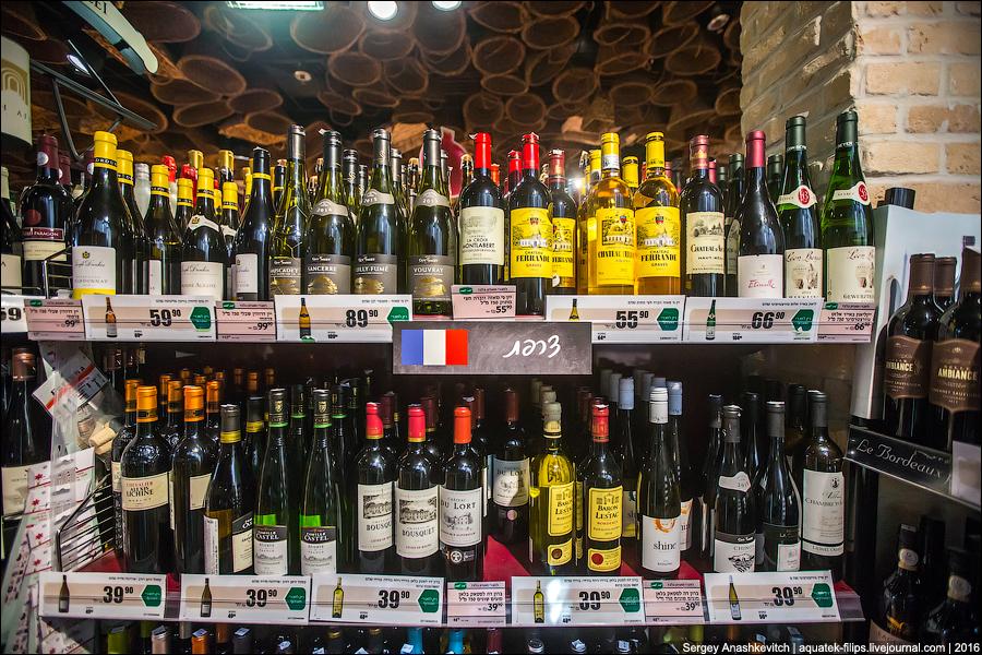 Русский продуктовый магазин в Израиле