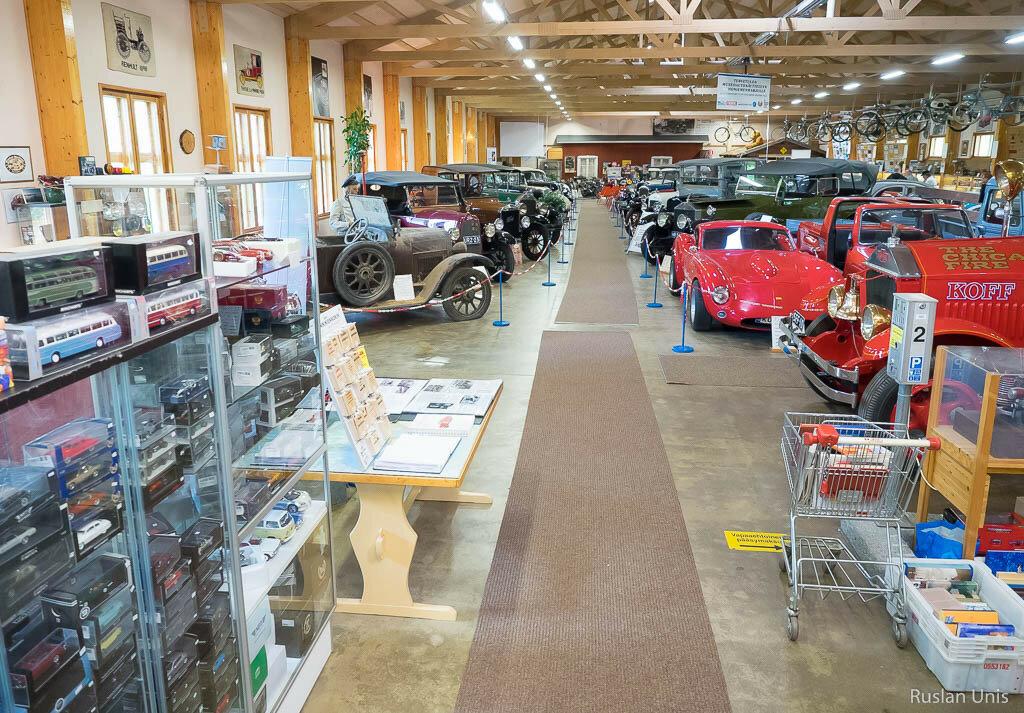 Автомобильные музеи Тампере