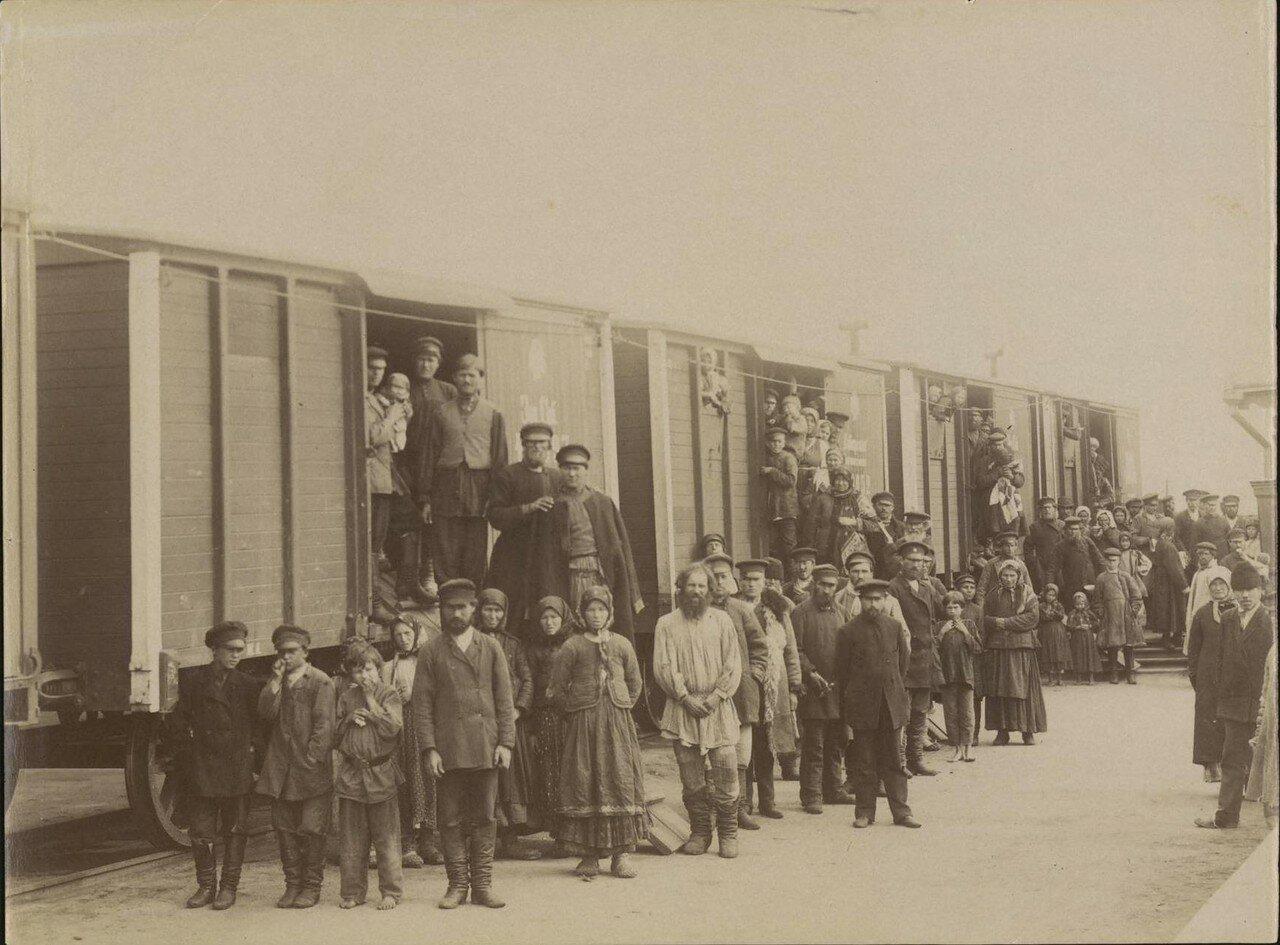 Русские переселенцы