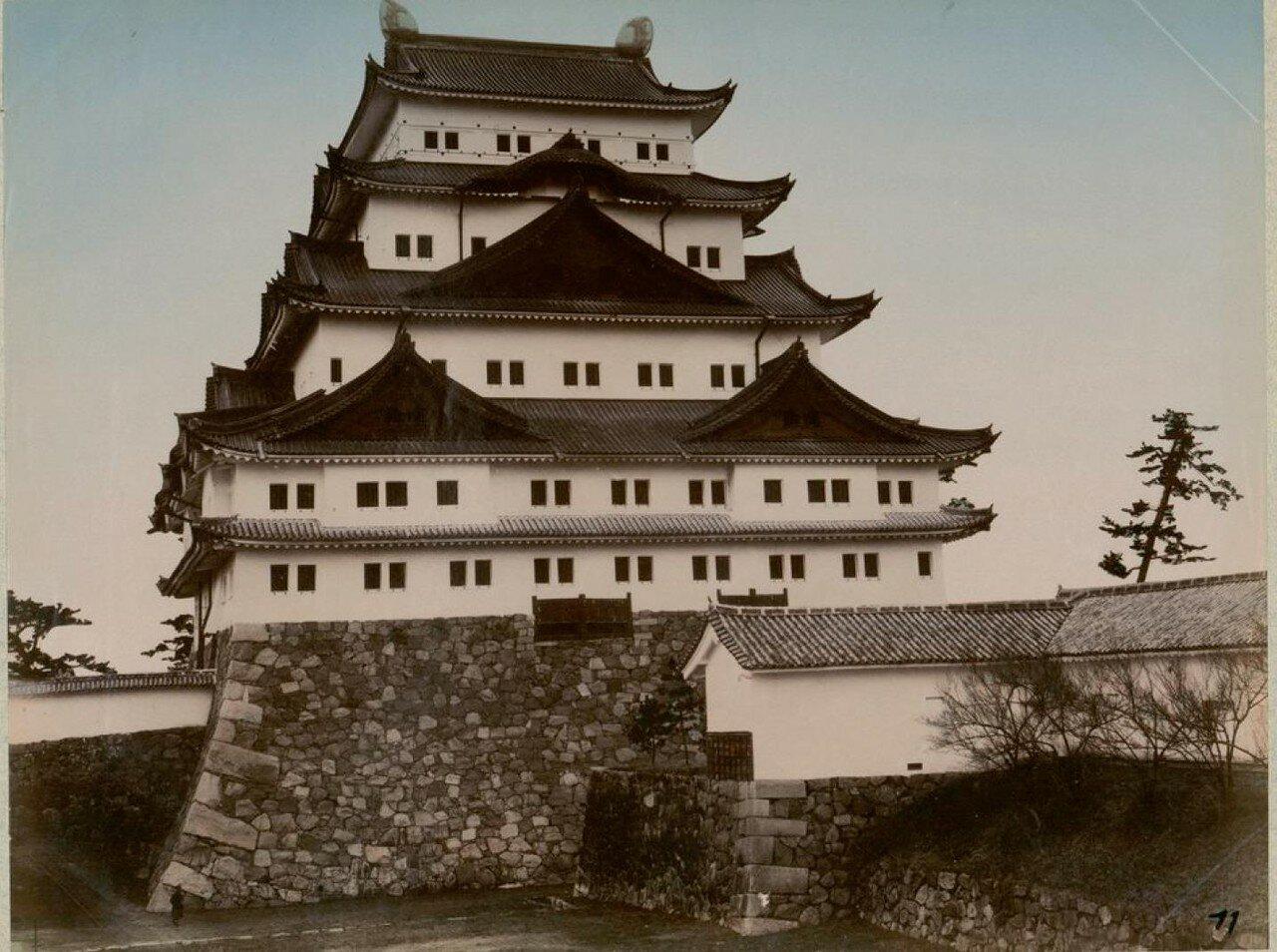 Камакура. Пагода
