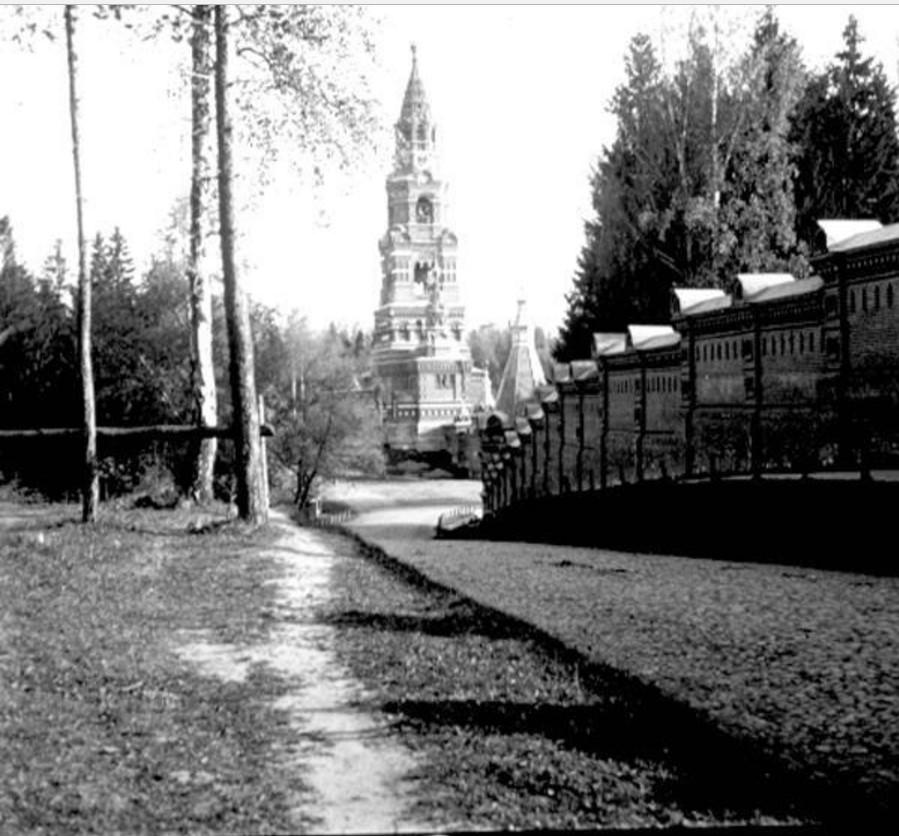 Гефсиманский Черниговский скит близ Троице-Сергиевой Лавры