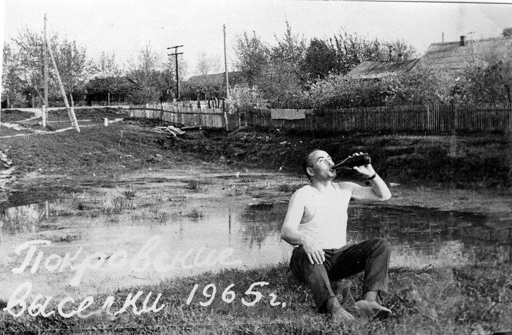 1965. Покровские выселки