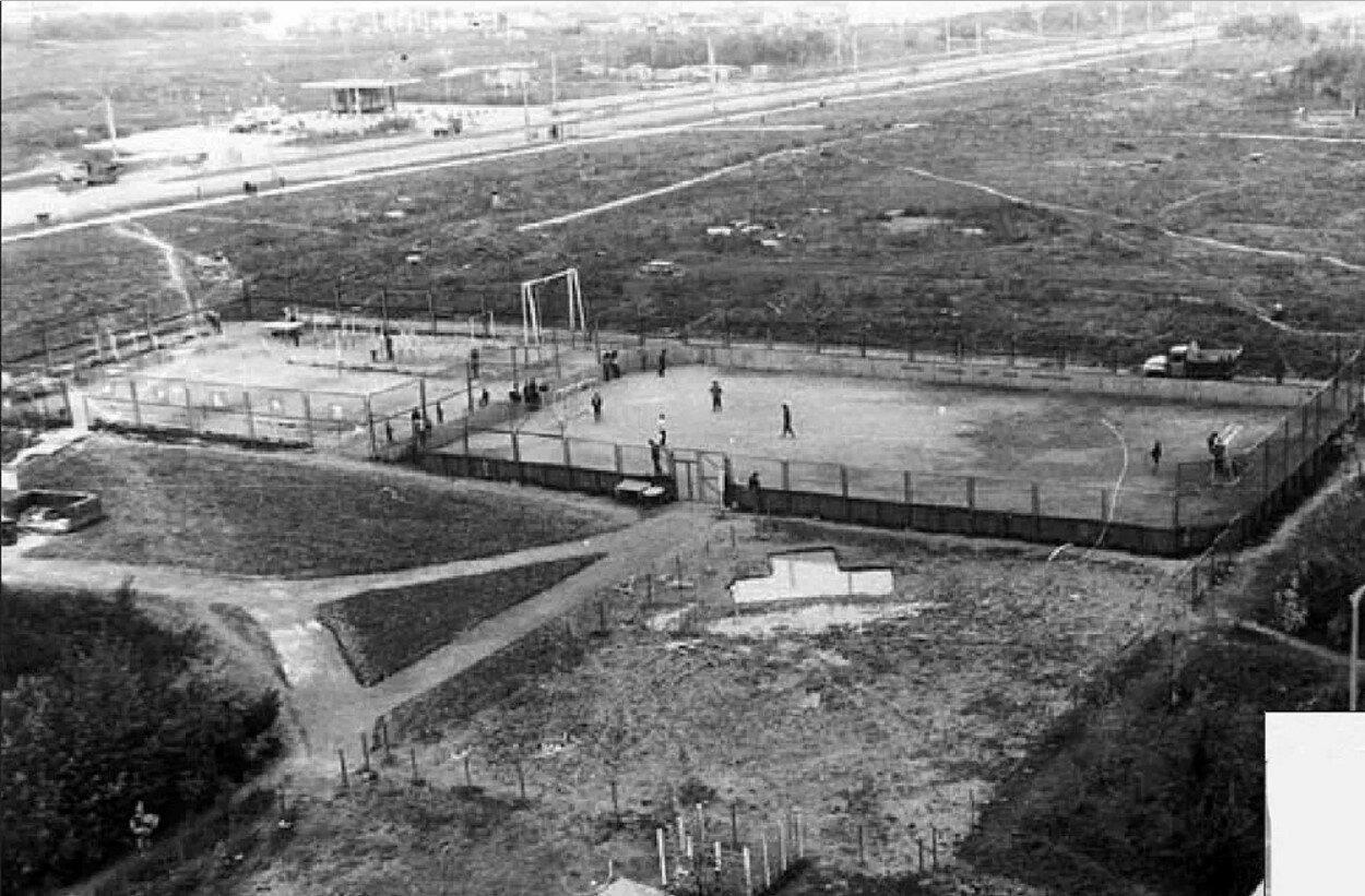 1981. 2-й Дорожный проезд