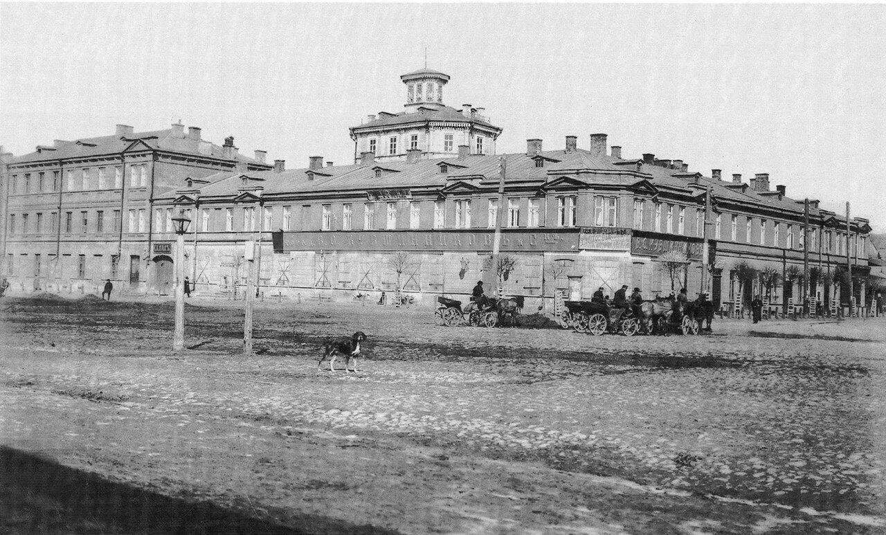 Сенная площадь. 1905
