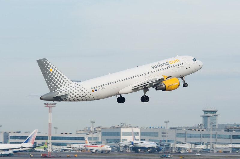 Airbus A320-214 (EC-JFH) Vueling Airlines DSC2627