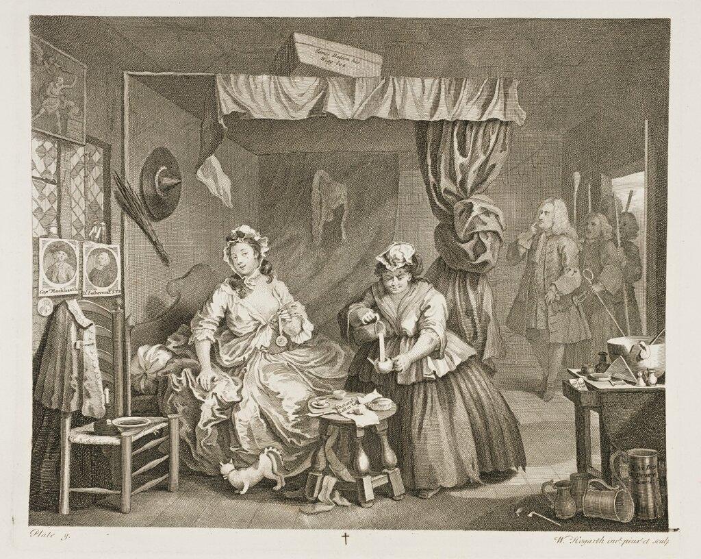 Проститутки 18 века фото 15 фотография
